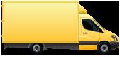Camión con conductor Barcelona